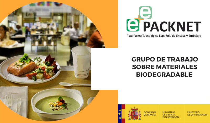 Grupo de Trabajo Materiales Biodegradables