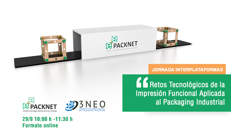 Próxima sesión Grupo de Trabajo Pasarela Tecnológica Internacional organizada por PACKNET